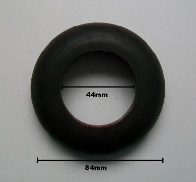 Close Coupling Toilet 1.5 Rubber Doughnut Cone Washer